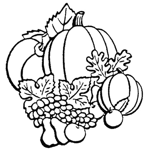 Fall Coloring Pages Preserve Natures Beauty